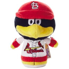 MLB St. Louis Cardinals™ Mascot Fredbird™ itty bittys® Stuffed Animal, , large
