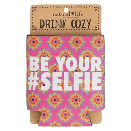 Natural Life Be Your #Selfie Can Cozy, , large