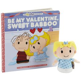 itty bittys® Peanuts® Sweet Babboo Stuffed Animal and Storybook Set, , large