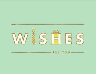 Wishes for You Birthday Card,
