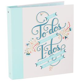 "To-Do and ""I Do"" Wedding Organizer and Memory Keeper, , large"