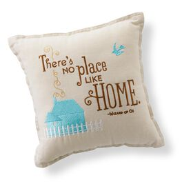 THERE'S NO PLACE LIKE HOME™ Pillow, , large