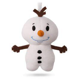 Keepsake Kids Disney Frozen Olaf Plush Ornament, , large
