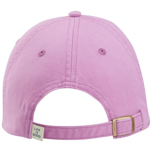 dc7ac37e5e5 ... Life is Good Women s Daisy Pale Purple Baseball Cap