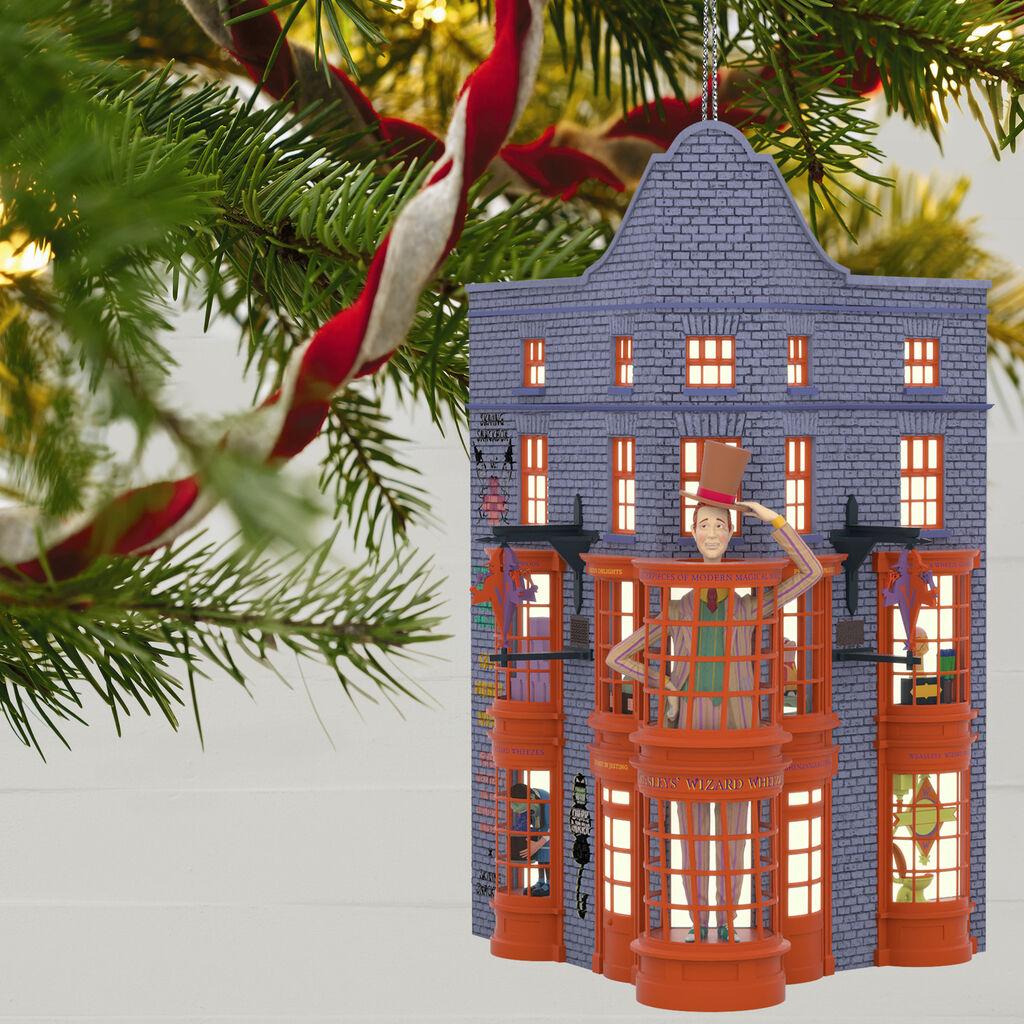Harry Potter Weasleys Wizard Wheezes Ornament
