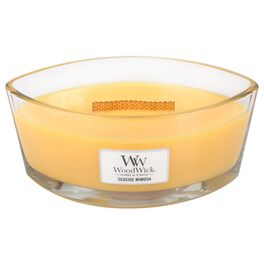 WoodWick® HearthWick Flame® Candle, Seaside Mimosa, , large