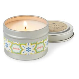 Honeysuckle Travel Candle, , large