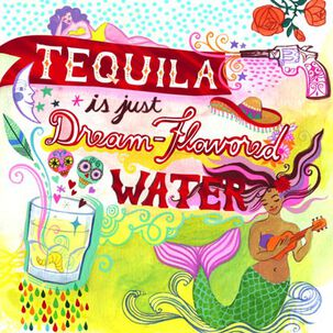 Dream-Flavored Water Birthday