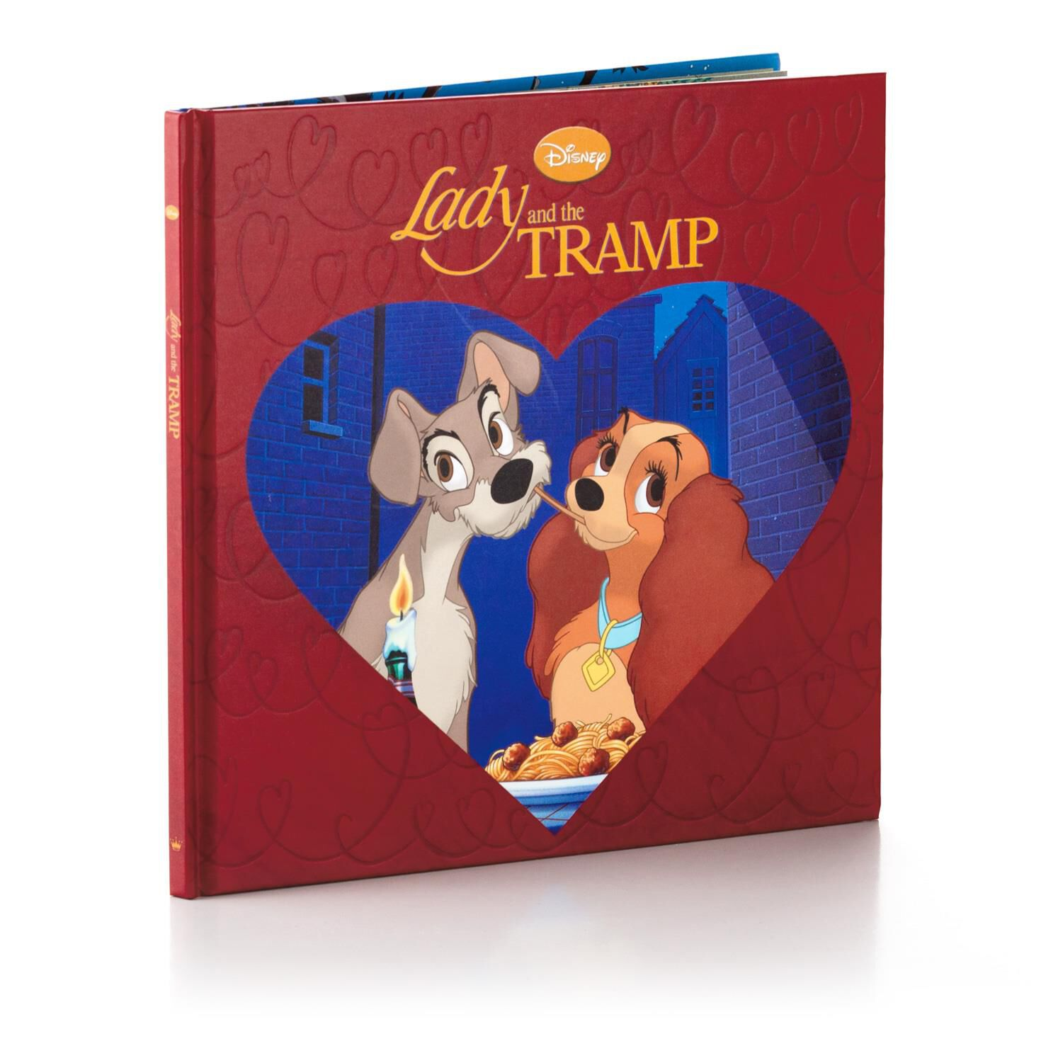 Lady and the Tramp Gift Book - Hallmark