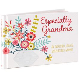 Especially Grandma: An Incredible, Valued, Irreplaceable Woman Book, , large