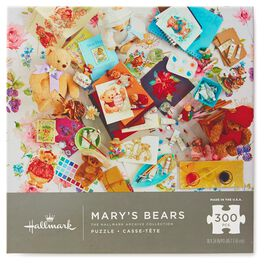 Mary's Bears Mary Hamilton 300-Piece Jigsaw Puzzle, , large