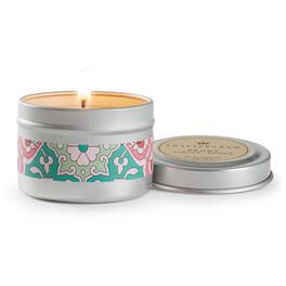 Peony Travel Candle, , large