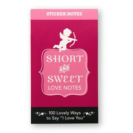 Short & Sweet Love Notes, , large