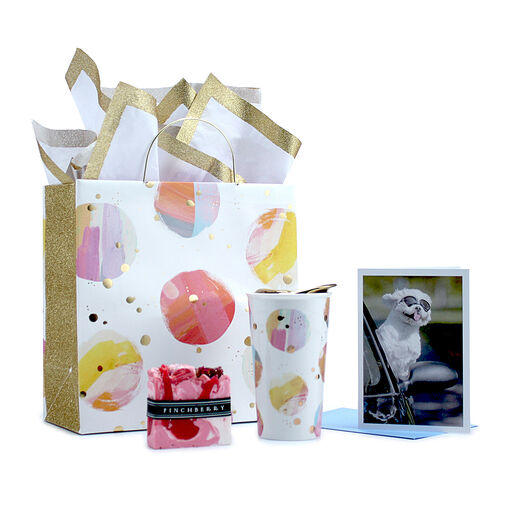 Breezy Watercolors Gift Set