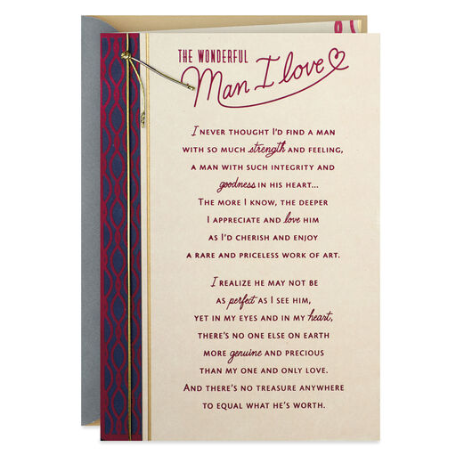 ca46a33922dc2 The Wonderful Man I Love Birthday Card