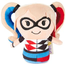 itty bittys® DC SUPER HERO GIRLS™ HARLEY QUINN™ Stuffed Animal, , large
