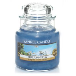 Blue Summer Sky Small Jar Candle by Yankee Candle®, , large