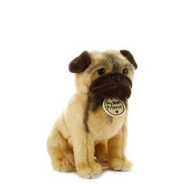 Wrinkly Toy Dog Breed Small Stuffed Animal, , large