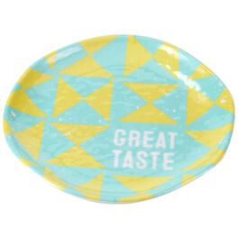 Great Taste Melamine Small Plates, Set of Four, , large