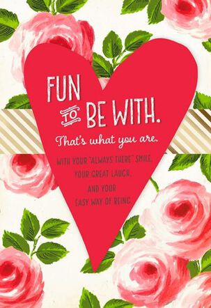 You Are Valentine's Day Card