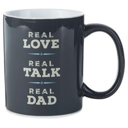 Real Dad Ceramic Mug, , large