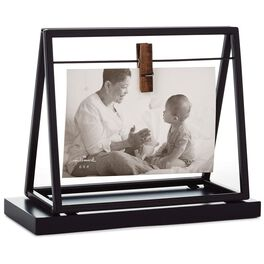 Picture Frame Stand With Wire and Clip, , large