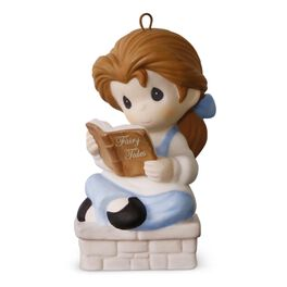 Precious Moments® Belle of Disney Beauty and the Beast Ornament, , large