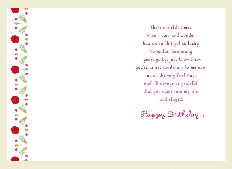 So Grateful For You Sweetheart Birthday Card Greeting Cards Hallmark