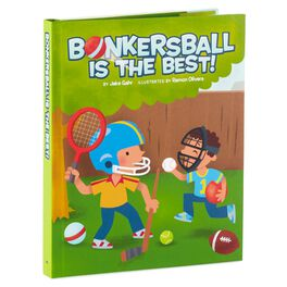 Bonkersball Is the Best! Touch-Sensitive Interactive Adventure Storybook, , large