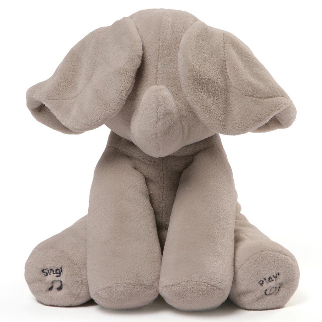 Gund Flappy The Elephant Interactive Stuffed Animal Interactive