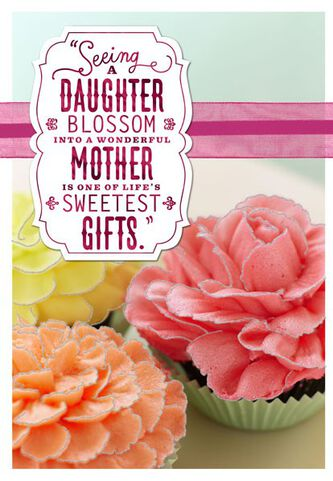 Daughter with new family birthday card greeting cards hallmark daughter with new family birthday card bookmarktalkfo Image collections