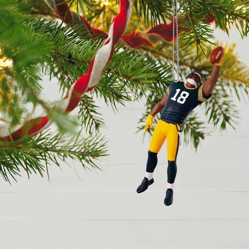 ... Green Bay Packers Randall Cobb Ornament, - Hallmark Dream Book 2018 Browse Keepsake Ornaments Online Hallmark