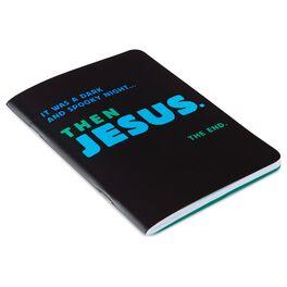 Then Jesus Journal, , large