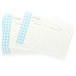 Kitchen Classics Recipe Cards, , large