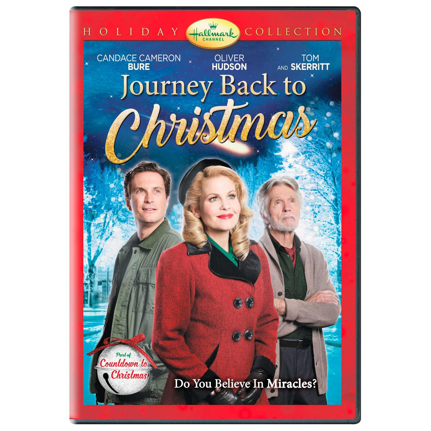 Journey Back to Christmas DVD - Hallmark Channel - Hallmark