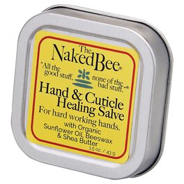 Hand & Cuticle Healing Salve, 1.5 oz., , large