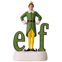 Buddy the Elf Sound Ornament, , large