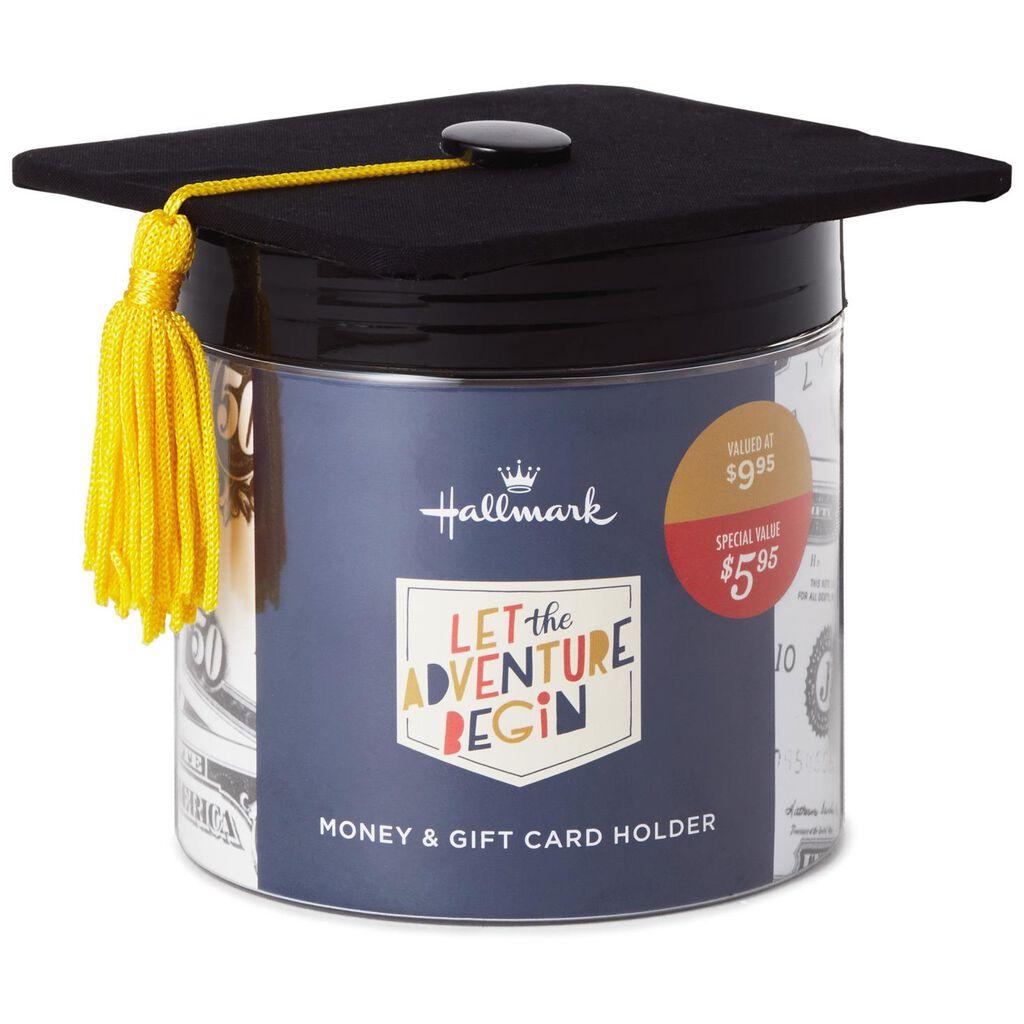 Graduation Cap Gift Card Box Decorative Accessories Hallmark