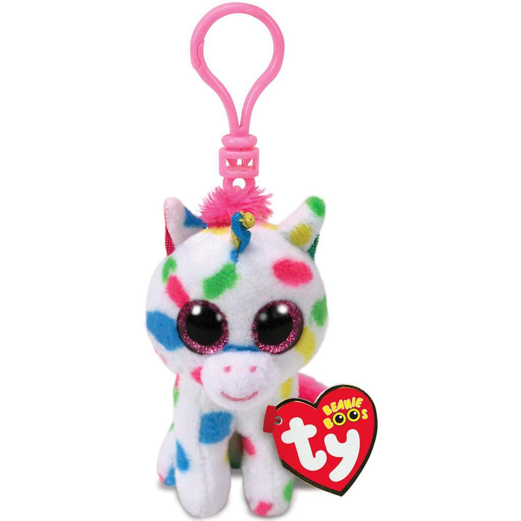 Ty® Beanie Boos Harmonie Speckled Unicorn Stuffed Animal Clip - Classic  Stuffed Animals - Hallmark 6ac46f14838