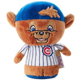 MLB Chicago Cubs™ Mascot Clark™ itty bittys® Stuffed Animal, , large