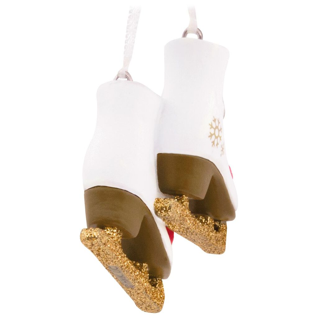 Ice Skates Hallmark Ornament - Gift Ornaments - Hallmark