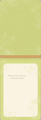 Savor Sweetness Just Because Card,