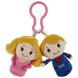 Barbie™ and Ken™  itty bittys® Clippys Stuffed Animals, , large