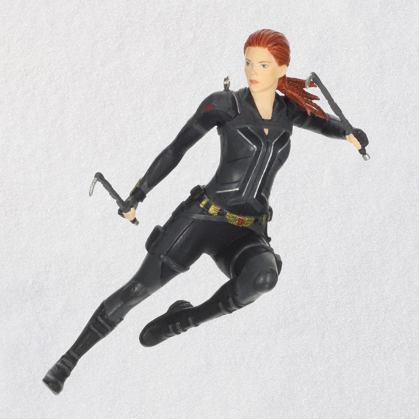 Widow Christmas 2020 Marvel Studios Black Widow Ornament   Keepsake Ornaments   Hallmark