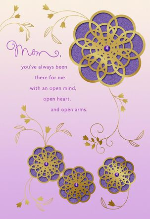 Always There for Me Mother's Day Card