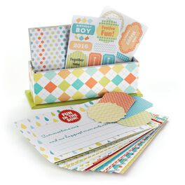 Snippets & Stories Our Family History Story Cards, , large