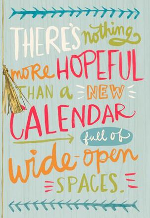 Hopeful New Year