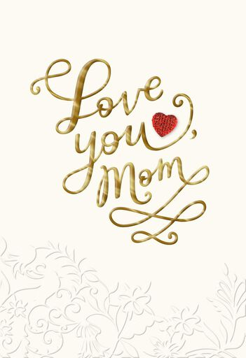 Grateful Heart Valentine S Day Card For Mom Greeting Cards Hallmark