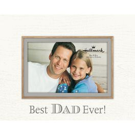 Best Dad Ever! Malden Picture Frame, 4x6, , large