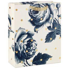 "Roses and Polka Dots X-Large Gift Bag, 15.5"", , large"